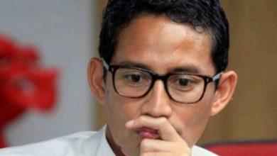 Photo of Jadi Timses Mantu Jokowi, Analis Politik: Sandiaga Uno Turun Kasta dari Seri A ke Seri C