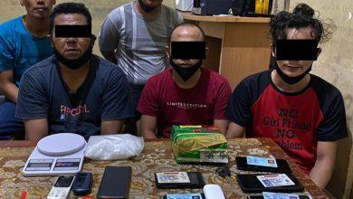 Photo of 5 Orang Pemilik Narkotika Jenis Sabu Berhasil Diamankan Ditresnarkoba Polda Kepri