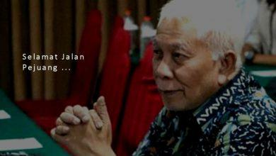 Photo of Inna Lillahi Wa Inna Ilaihi rojiuun…,Pendiri Pancasila Center Ir. Mulyono Santoso Tutup Usia