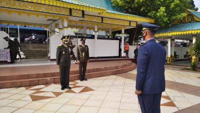 Photo of Jelang HUT TNI Ke-75, Danrem 033/WP Pimpin Upacara Penghormatan Arwah Para Pahlawan