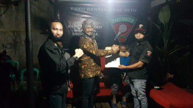 Photo of DPC Paku Banten Kota Tangerang Selatan Serahkan SK Pembentukan DPAC Kecamatan Setu