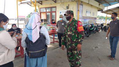 Photo of Koptu Roni Sitorus Gelar Patroli Yustisi Gabungan Bersama 3 Pilar di Kecamatan Belakang Padang