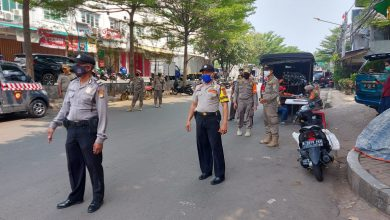 Photo of 11 Orang Pelanggar Protkes di Tambora Ditindak Petugas Gabungan