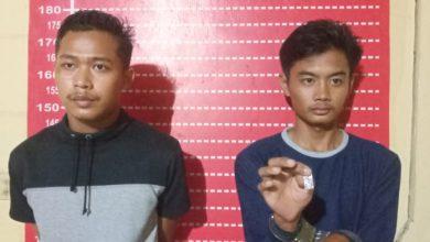 Photo of Lagi Transaksi Sabu, Buser Polsek Firdaus Polres Serdang Bedagai Grebek 2 Pelaku