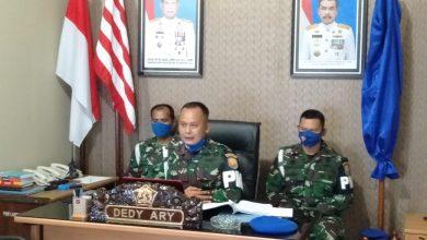 Photo of Danpom Lantamal IV Ikuti Pengarahan Teknis Bidang 8 Fungsi Pomal Melalui Vicon