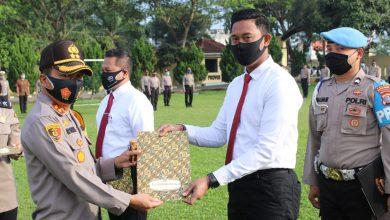 Photo of Mendapat Rekor MURI, Kapolres Serdang Bedagai Berikan Reward Kepada Personil SatReskrim