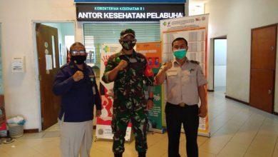 Photo of Sertu Adang Sutiawan Gelar Komsos Bersama Anggota KKP Marina