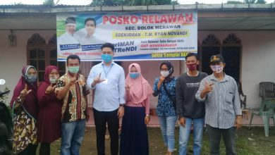 Photo of Relawan SSA Dolok Merawan Siap Berjuang Untuk Paslon Nomor 2 Soekirman – TM. Ryan Novandi