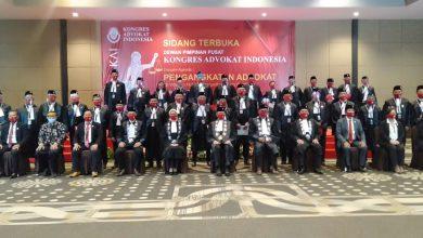 Photo of DPD KAI Banten Selenggarakan Pengangkatan Advokat