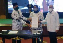 Photo of Selamat atas Dilantiknya H. Drs. Amsohi, MM sebagai Ketua PGRI periode 2020-2025