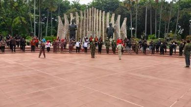 Photo of Ormas se DKI Jakarta Deklarasi Damai di Tugu Proklamasi