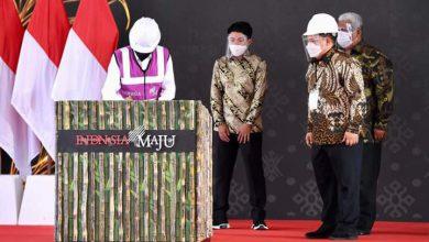 Photo of Presiden Jokowi Resmikan Pabrik Gula di Bombana