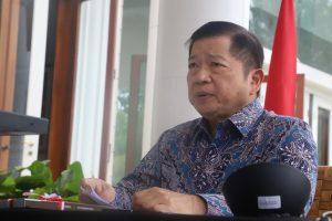 Menteri PPN Sampaikan Perlunya Kolaborasi dan Kemitraan UMKM dengan Sektor Usaha yang Lebih Besar