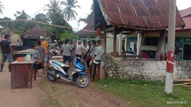 Photo of Masyarakat Jorong Batulimbak Adakan Gotong Royong untuk Akses Jalan Kabupaten