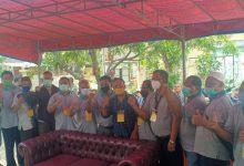 Photo of Warga Villa Mas Garden Pemilihan Ketua RW dengan Protokol Kesehatan Covid-19