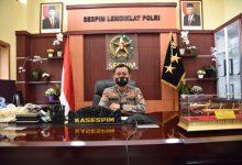 Photo of Kasespim Polri berikan Pembekalan kepada Pasis Dikreg Seskoal angkatan ke 58 TA 2020