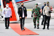 Photo of Bertolak ke Sumatera Utara, Presiden Akan Tinjau Pengembangan Lumbung Pangan Baru dan Serahkan Sertifikat Hak Atas Tanah