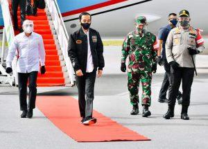 Bertolak ke Sumatera Utara, Presiden Akan Tinjau Pengembangan Lumbung Pangan Baru dan Serahkan Sertifikat Hak Atas Tanah