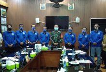 Photo of Koordinatoriat PWI Jakbar Audensi dengan Dandim 0503/Jakarta Barat