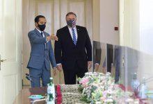 Photo of Presiden Terima Kunjungan Menlu AS Mike Pompeo di Istana Bogor