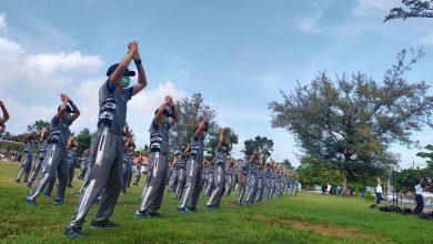 Photo of Jaga Kebugaran Tubuh, Taruna dan Taruni Angkatan LXVII Gelar Olahraga Bersama