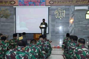 Mabes TNI Peringati Maulid Nabi Muhammad SAW 1442 H