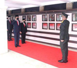Presiden Anugerahkan Gelar Pahlawan Nasional pada 6 Tokoh