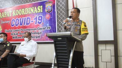 Photo of Polres Sergai Rakor Protkes, AKBP Robin Simatupang; ASN, TNI/Polri harus menjadi contoh Masyarakat
