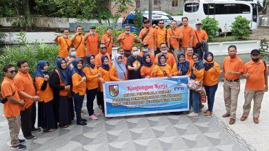 Photo of Rombongan para Ketua Pengelola UEK-SP dan PPK Pekan Baru Kunjungi Sumatera Barat