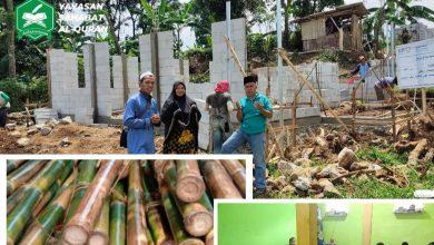 Photo of Warga Kp. Kroncong Desa Pamijaha Dapat Bantuan Musholah Gratis