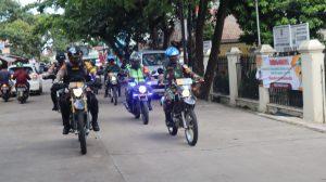 Polres Cilegon Melaksanakan Patroli Gabungan, Guna Ciptakan Rasa Aman Saat Pilkada