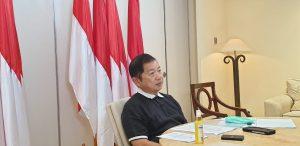 Menteri Suharso Menjadi Keynote Speaker dalam Peluncuran Buku Deklarasi Djuanda Persembahan IATK-ITB