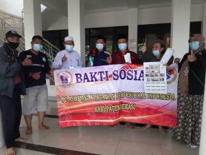 Peduli Covid-19 Ala DPC AWPI Kabupaten Bekasi