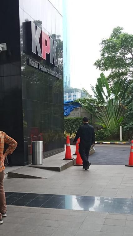 Dok: Gedung KPK/Indonesia Parlemen