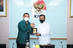 Temui Pimpinan KPK, Kabareskrim Polri Bahas Penanganan Korupsi