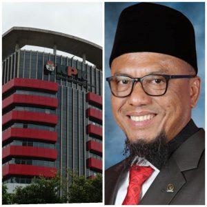 Akui Memberi Suap, Kenapa KPK Tak Proses Ahmad Bastian Seperti Azis Syamsuddin?