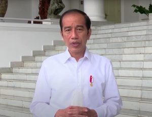Respons BEM UI, Jokowi: Kritik Boleh, Tapi Ada Tata Krama
