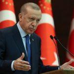 Telepon Presiden Israel, Erdogan Tegaskan Tidak Akan Tinggal Diam Untuk Palestina