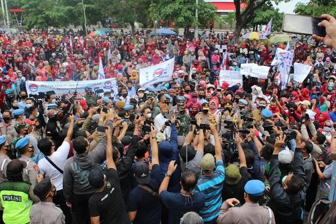 Usulan Tak Ditanggapi, Buruh Bakal Gelar Aksi 5 Agustus Mendatang