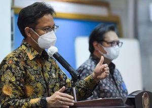 Lapor ke Jokowi, Menkes: Covid Mengalami Peningkatan Luar Biasa
