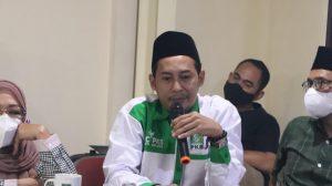 Hasil Survei Masuk 3 Besar, Ketua DPC PKB Jaksel Minta Jajarannya Tak Berpuas Diri
