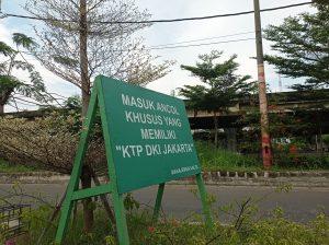 Ancol Tetap Buka, Tapi Cuma Warga Jakarta Yang Boleh Masuk