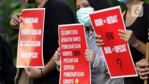 Seret Kemenpan RB, KPK dan Istana Saling Lempar Nasib 75 Pegawai Yang Tak Lolos TWK