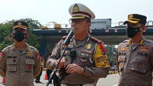 Antisipasi Pemudik Terobos Penyekatan, Polda Metro Jaya Tambah Personel