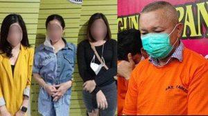 Sekda Nias Utara Pakai Narkoba Sambil Ditemani 5 Wanita Cantik