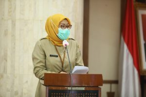 Sambut HUT Jakarta, Pemkot Jakut Gelar Donor Darah