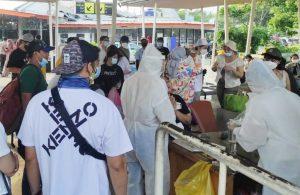 Kedapatan Hasil Swab Antigen Positif, Satu Wisatawan Urungkan Berlibur ke Pulau Seribu