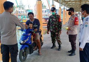 Ops Yustisi Gabungan, Cegah Penyebaran Covid-19 di Kep Seribu