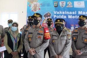 Vaksin Untuk Kesehatan, 168 Warga Antusias Suntik Vaksin di Pulau Panggang Kep Seribu Utara