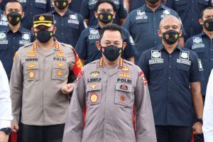 Antisipasi TOC, Polri Presisi Bentuk Kampung Tangguh Narkoba